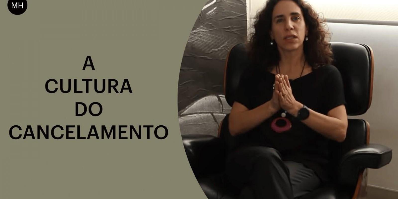 Cultura do Cancelamento- Maria Lucia Homem