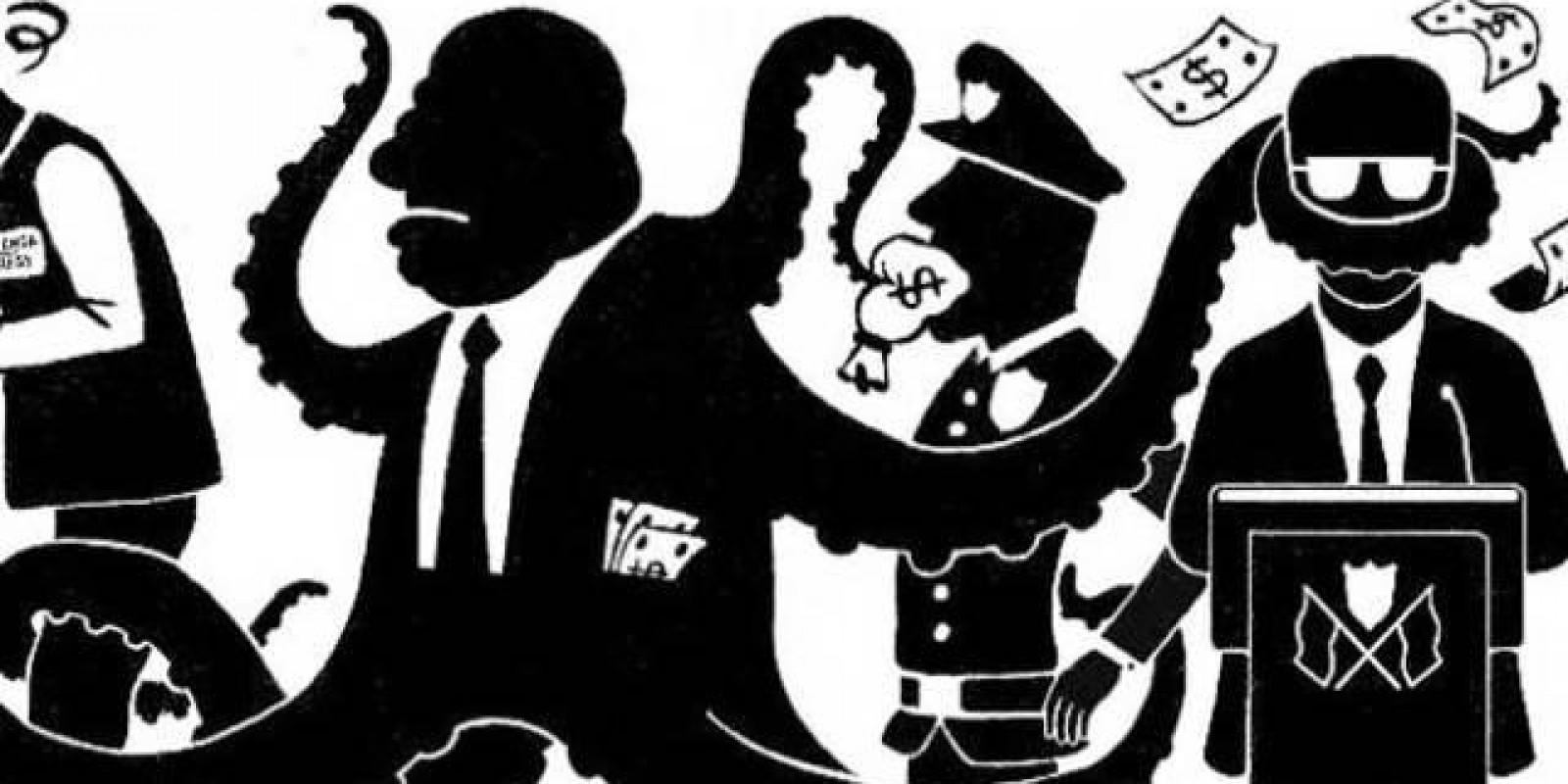 A Corrupção No Brasil Ou O Brasil Da Corrupção?