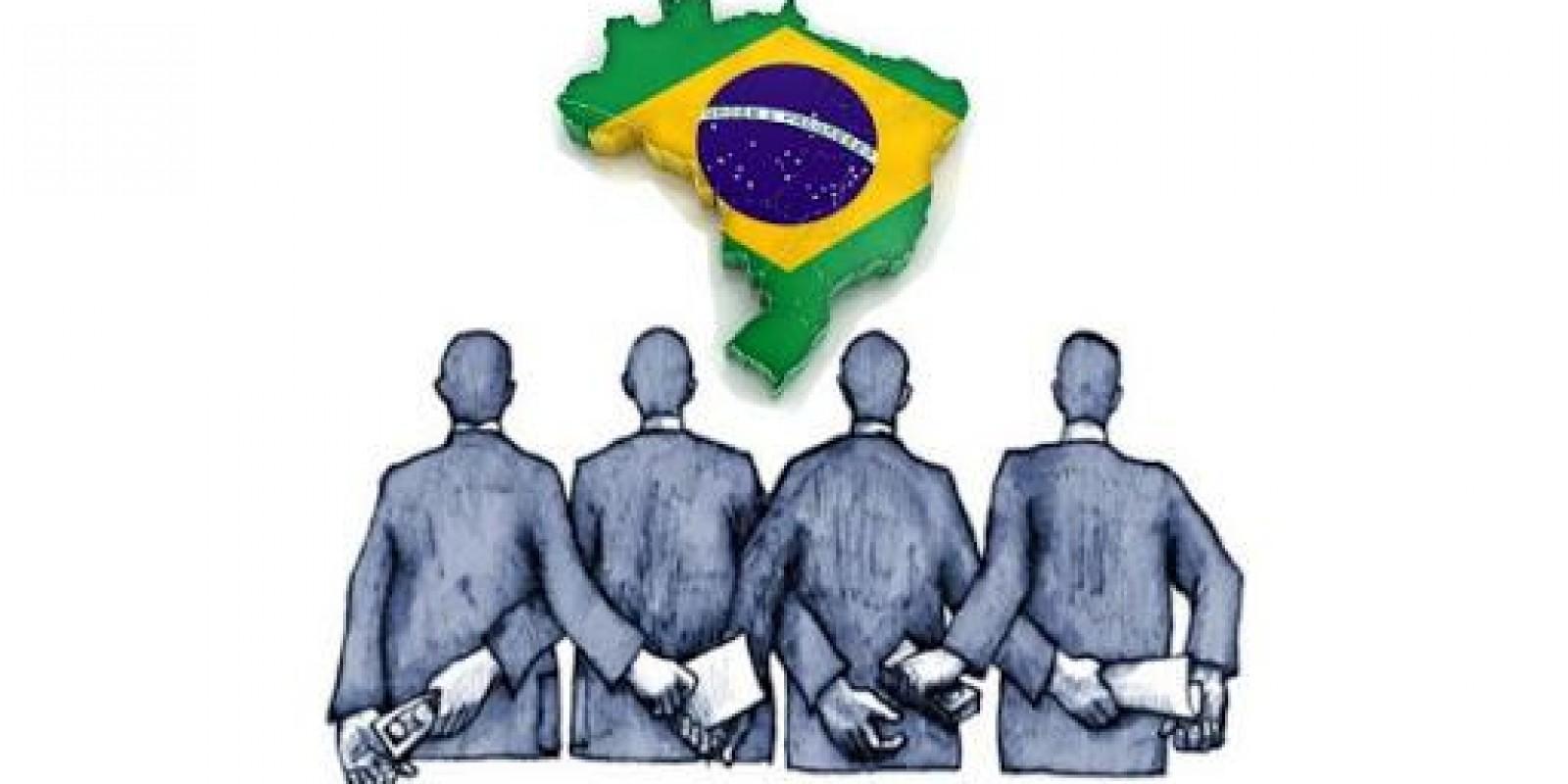 As Raízes Da Corrupção