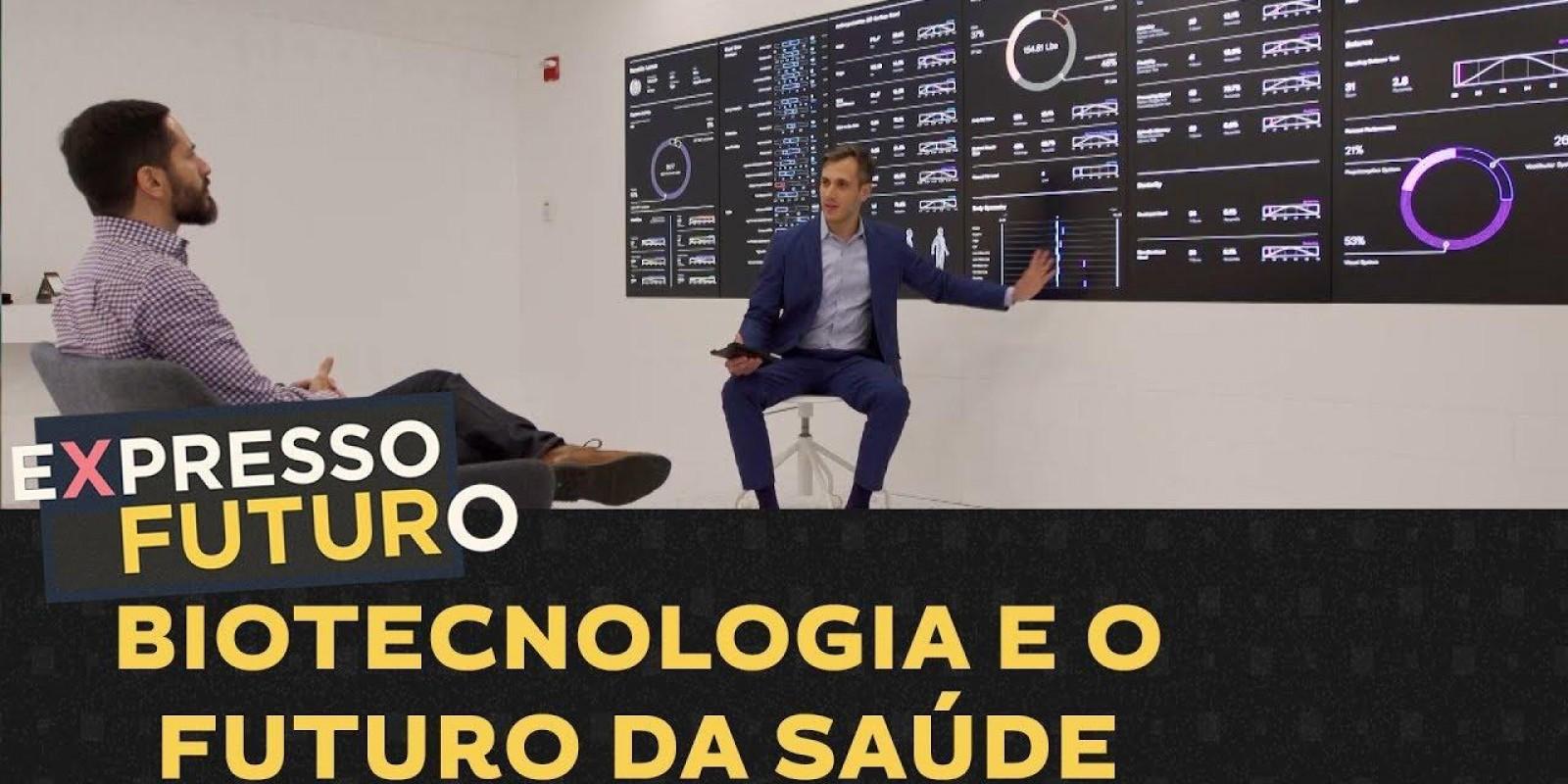 Biotecnologia E O Futuro Da Saúde   Expresso Futuro Com Ronaldo Lemos