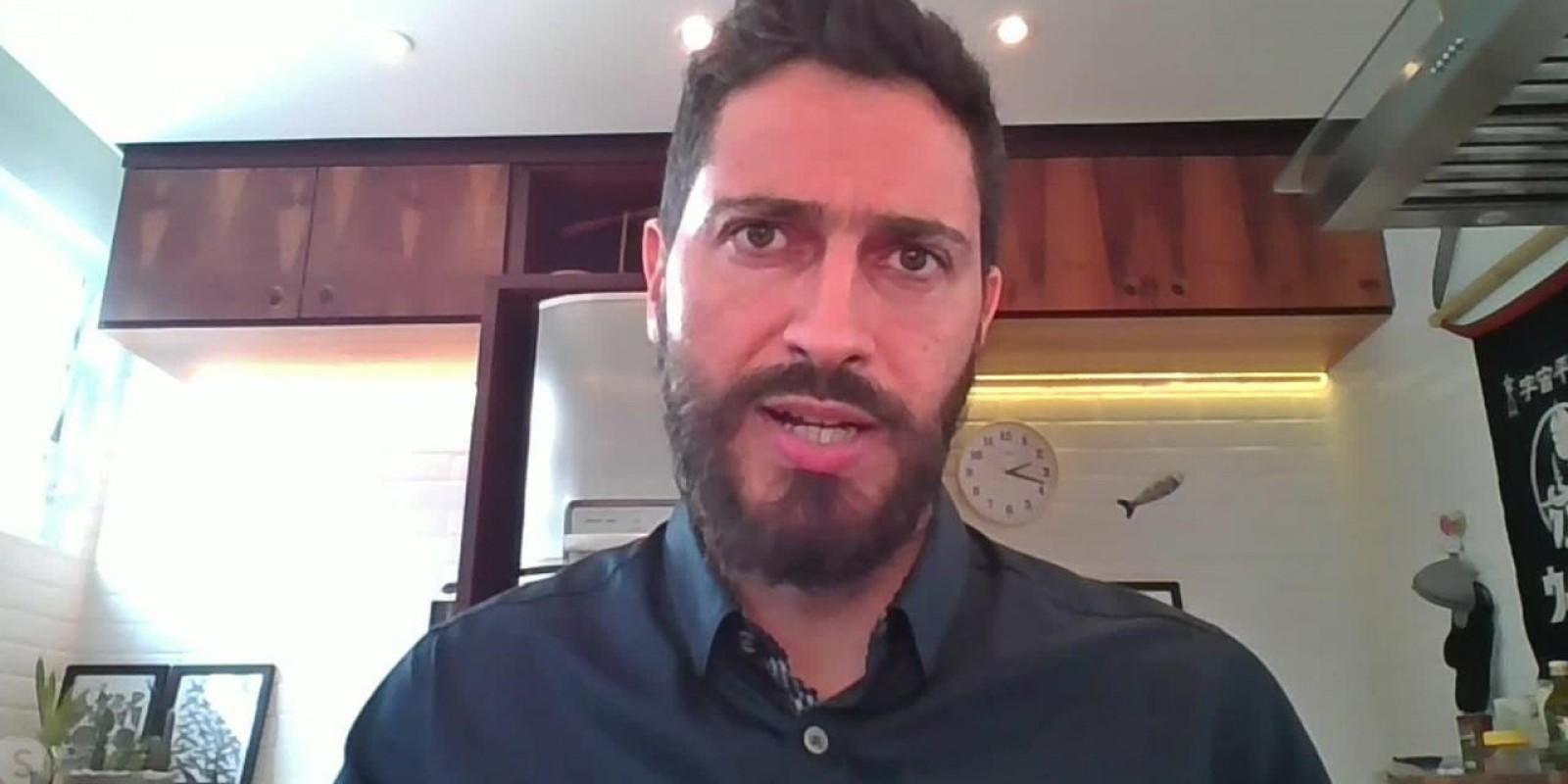 Entrevista com Ronaldo Lemos sobre reconhecimento facial
