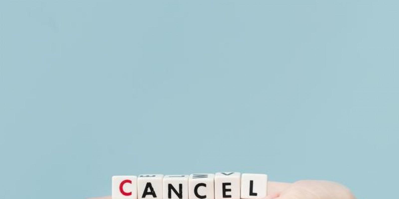 O Que É Cultura Do Cancelamento? O Que Significa Nos Mundos Real E Digital?