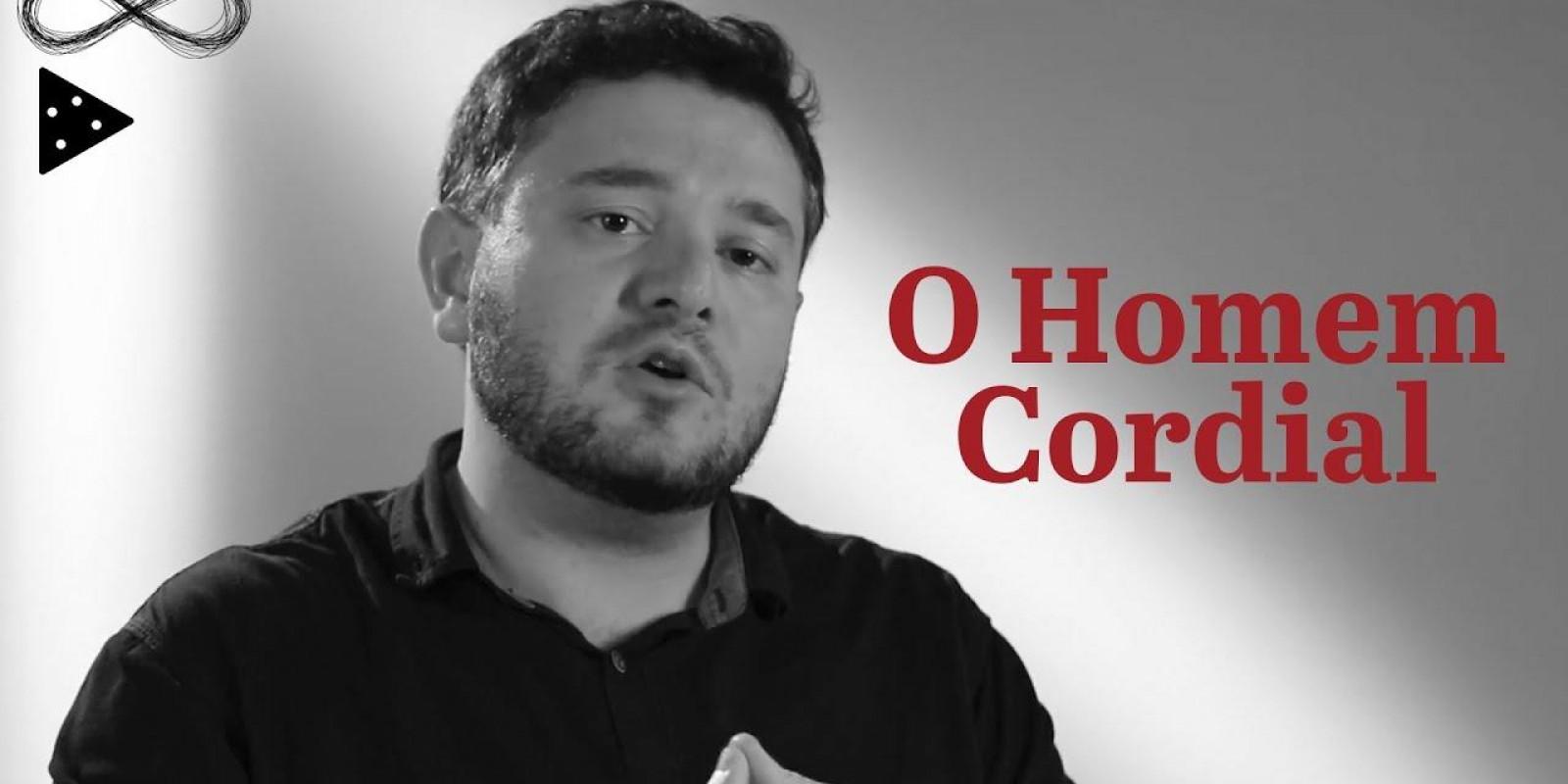 SÉRGIO BUARQUE DE HOLANDA E A CORDIALIDADE BRASILEIRA | Paulo Niccoli Ramirez