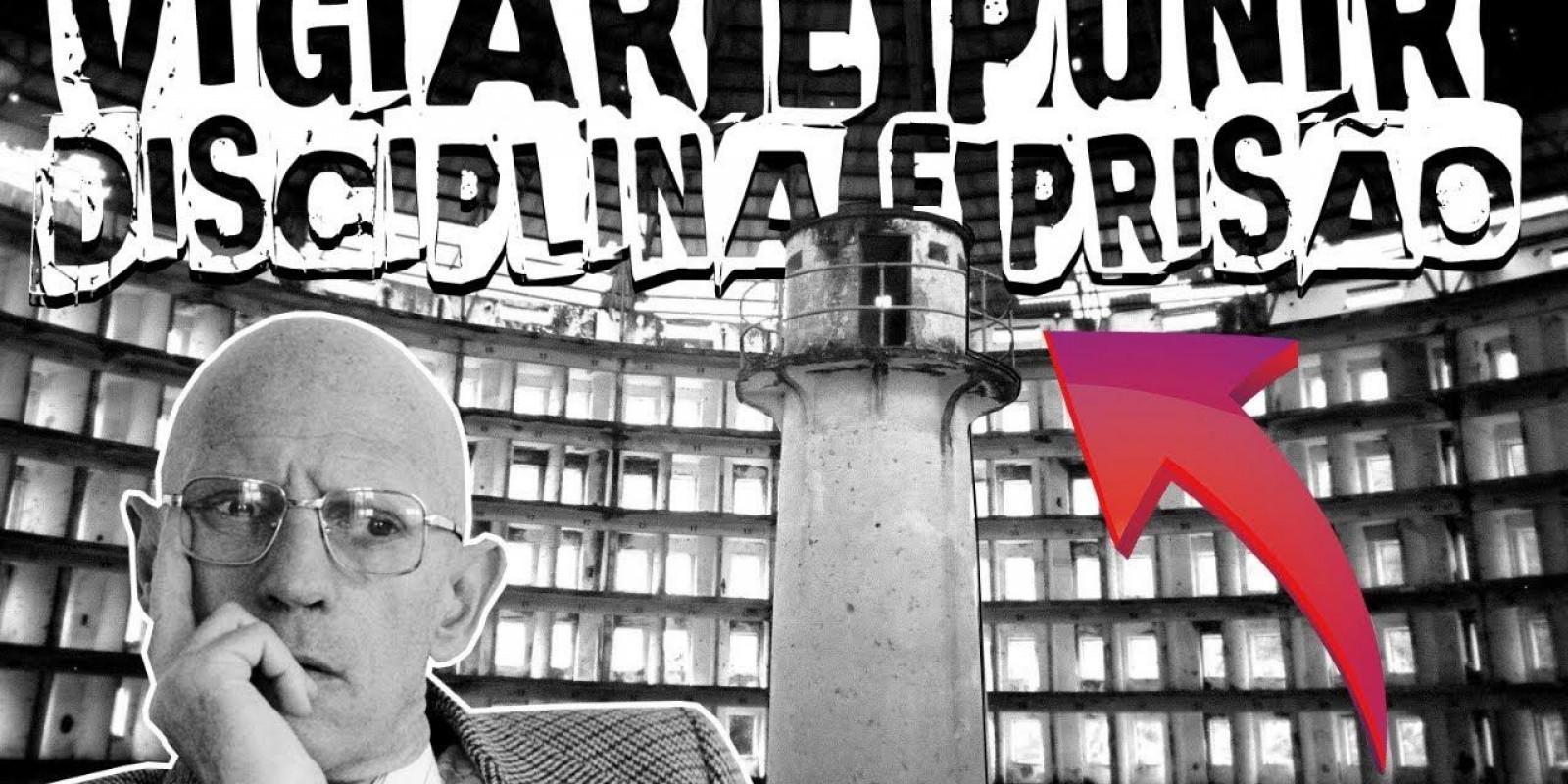 Vigiar E Punir - Michel Foucault.