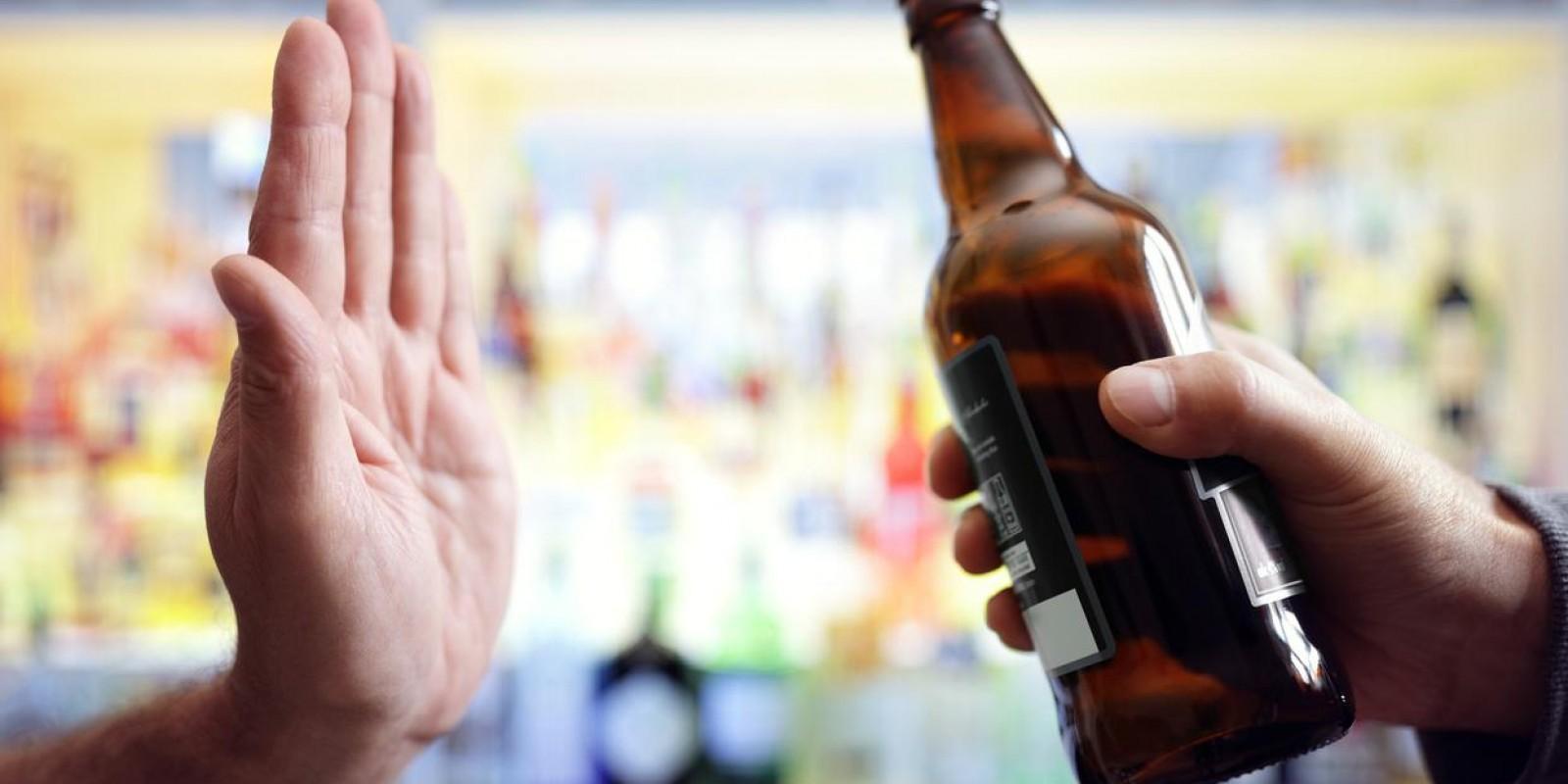 Campanha Contra O Alcoolismo.