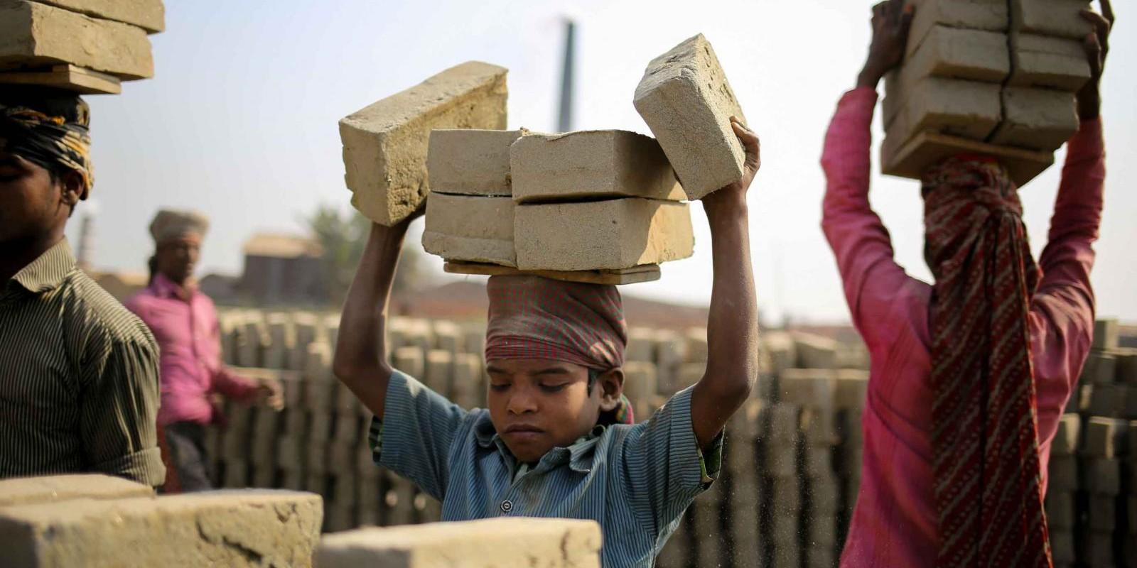 O que é trabalho infantil?