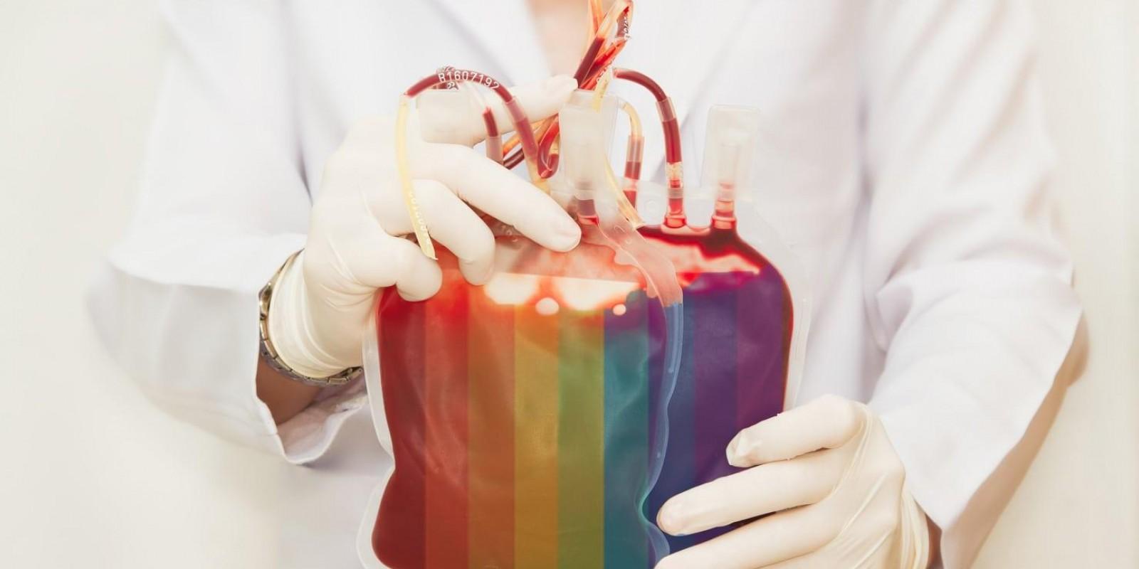 Doadores De Sangue: A Decisão Que Incluiu Os Homens Homossexuais