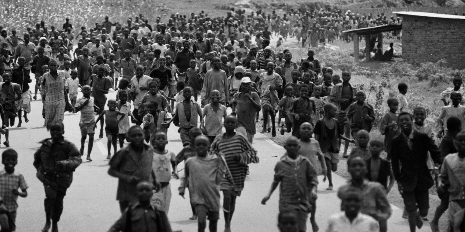 Entenda O Genocídio Em Ruanda