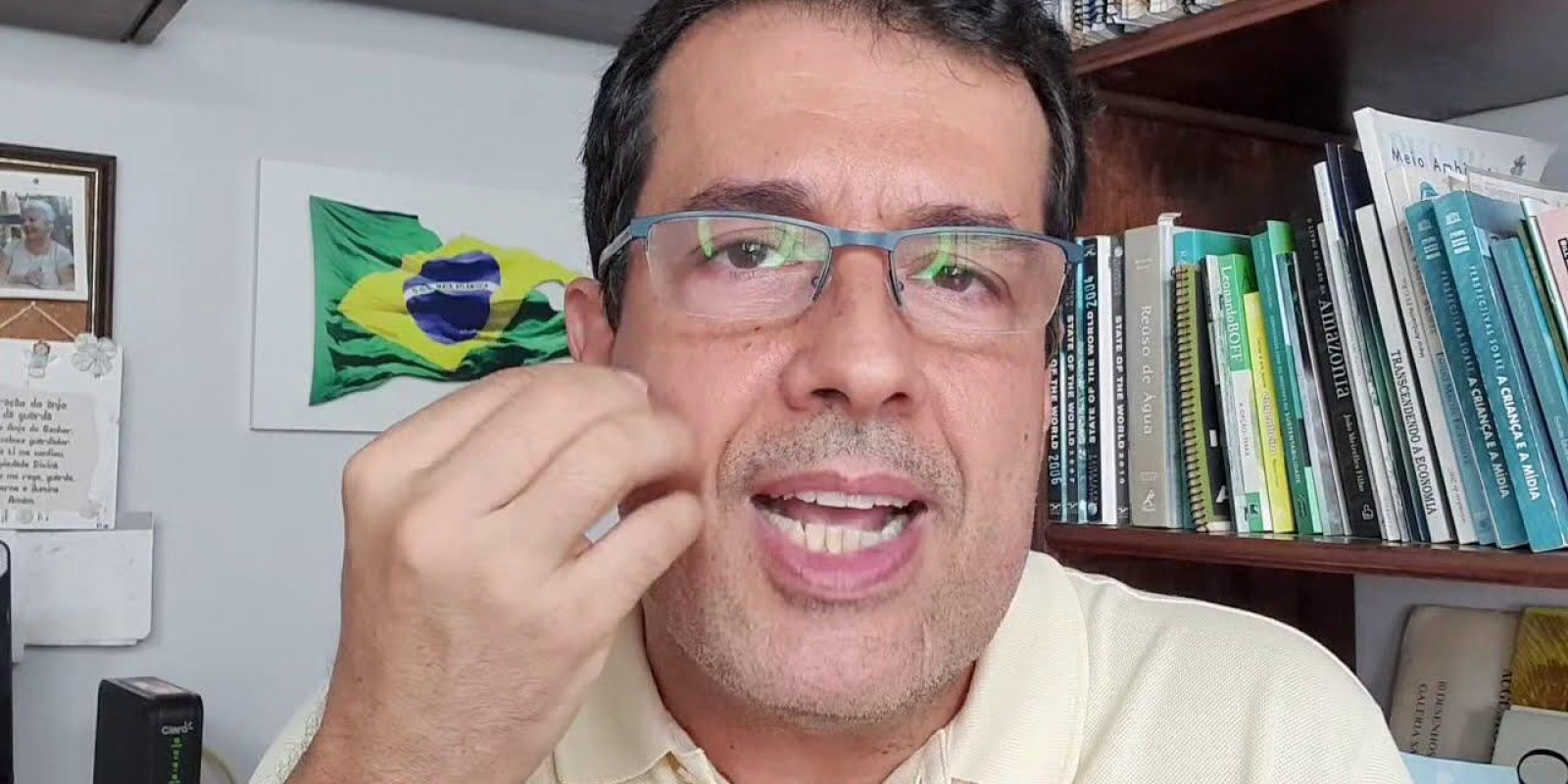 A emergência da água no Brasil - Jornada Cidades e Soluções