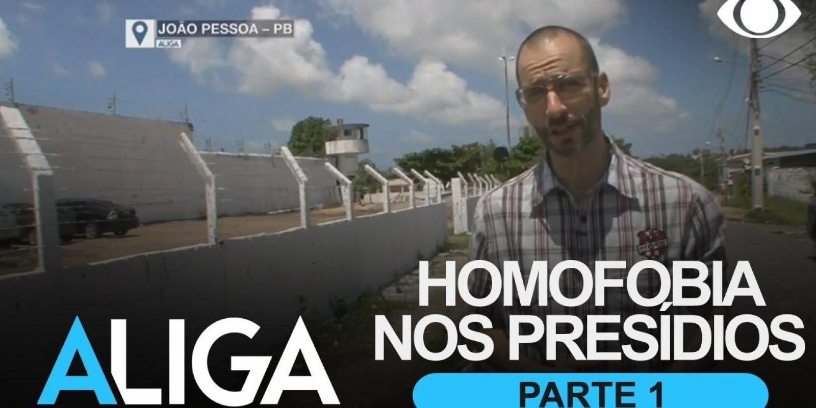 A Homofobia Nos Presídios