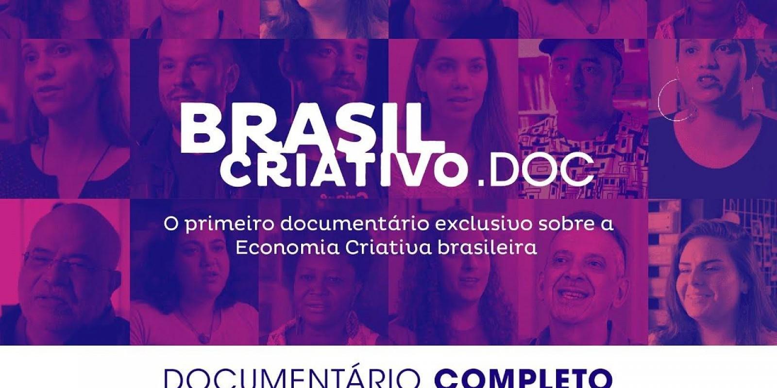 Brasil Criativo.doc : Economia Criativa Do Brasil