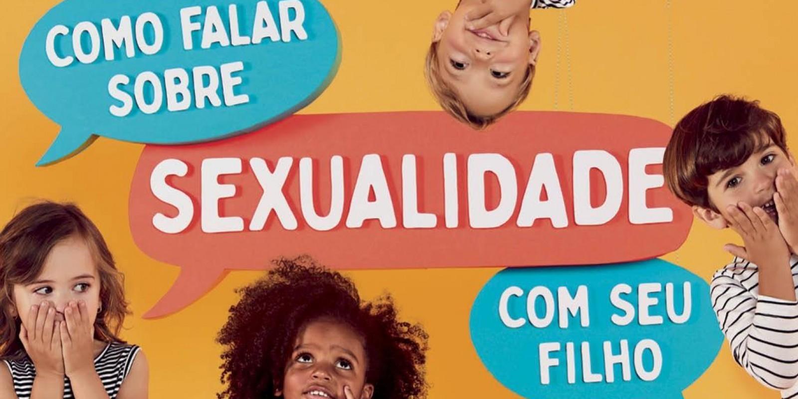 Educação sexual na infância