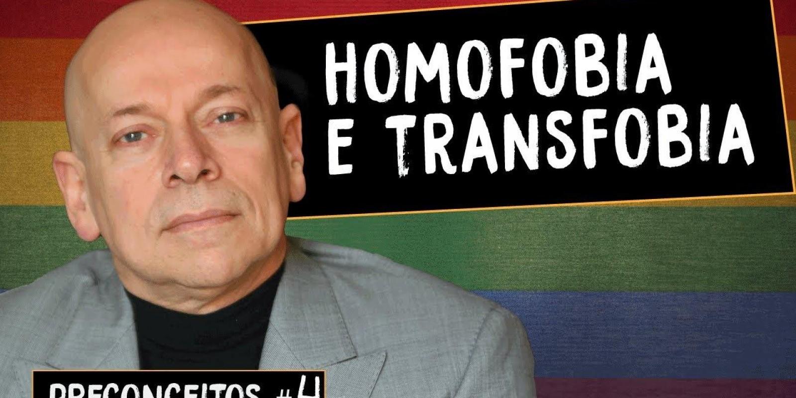 Homofobia E Transfobia | Leandro Karnal