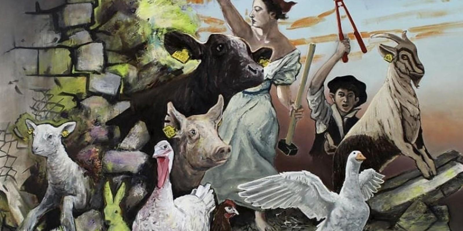 Manifesto pela libertação dos animais