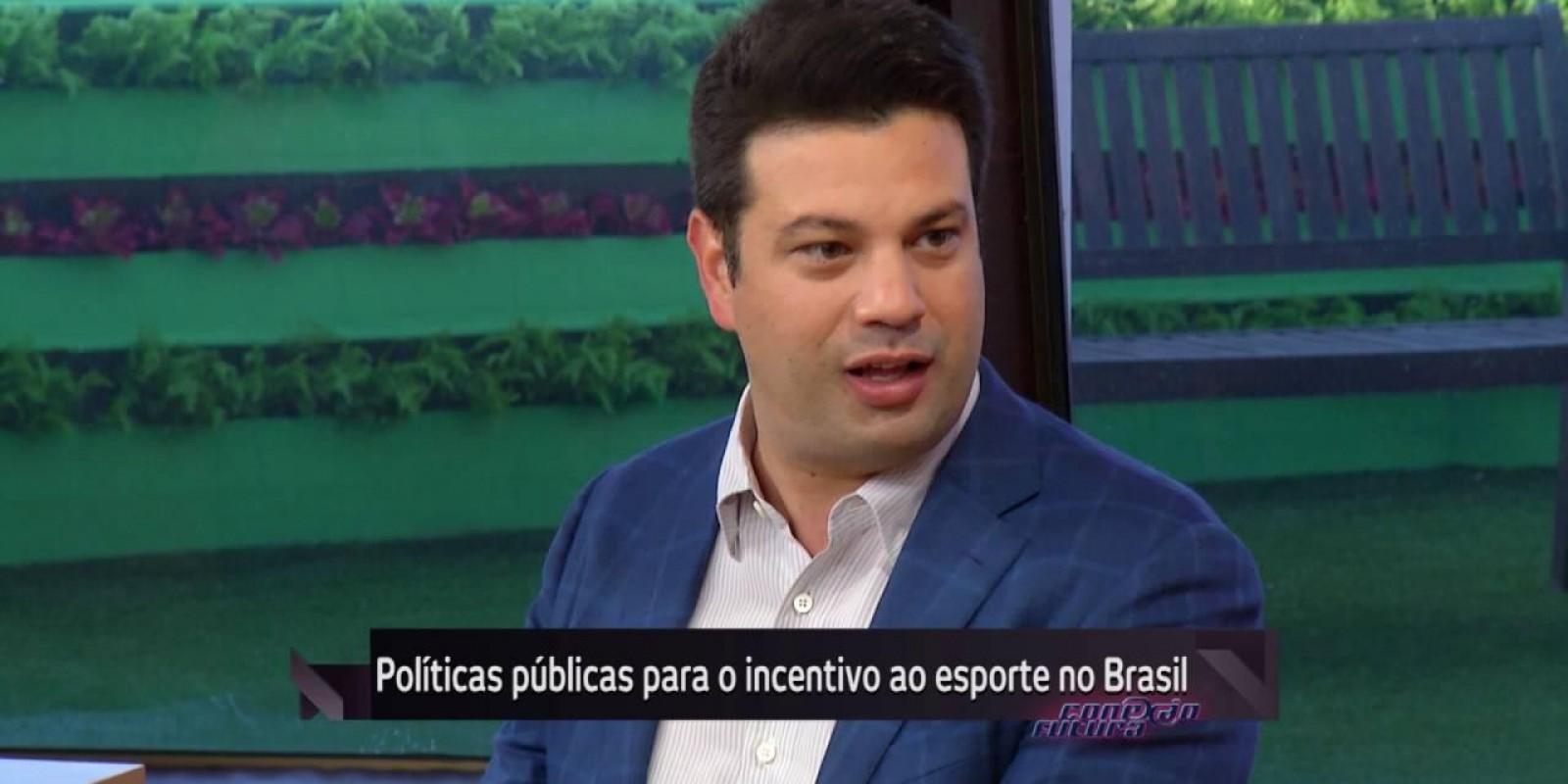 Políticas públicas para o esporte - Conexão Futura