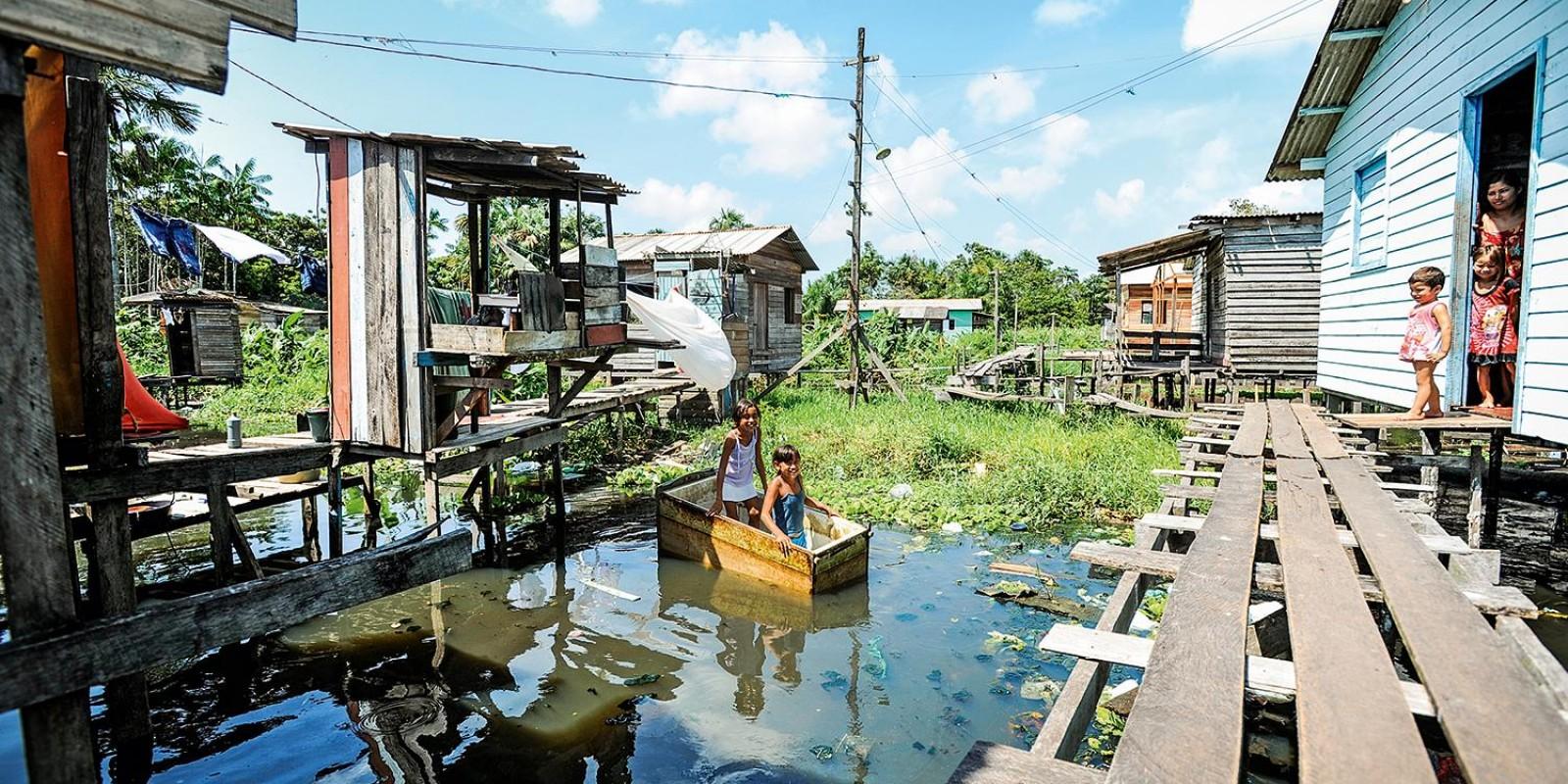 Privatização X Universalização Da Água E Tratamento De Esgoto
