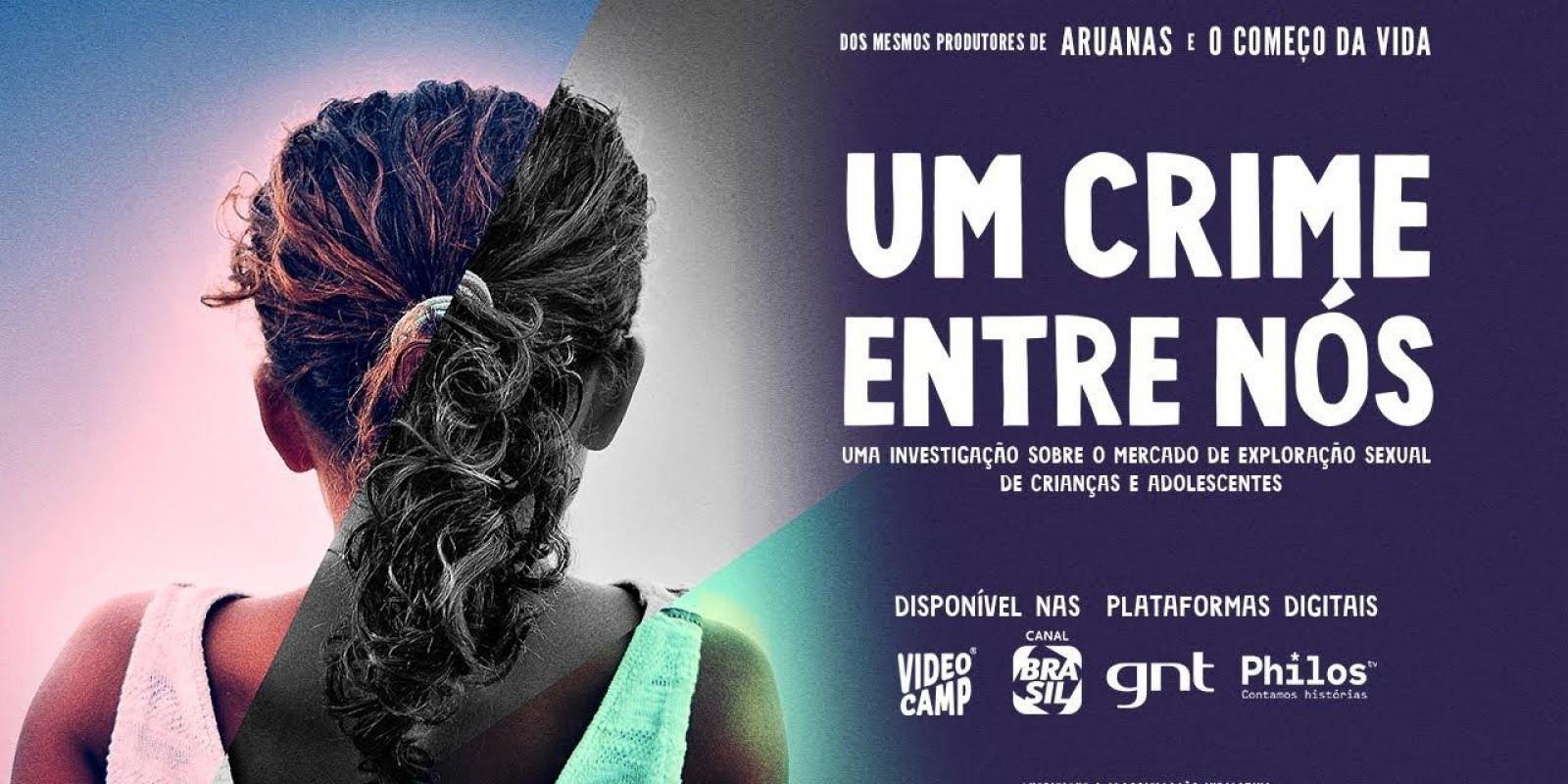 'Um crime entre nós' retrata um tema tabu no Brasil: a violência sexual contra crianças da qual ninguém quer falar