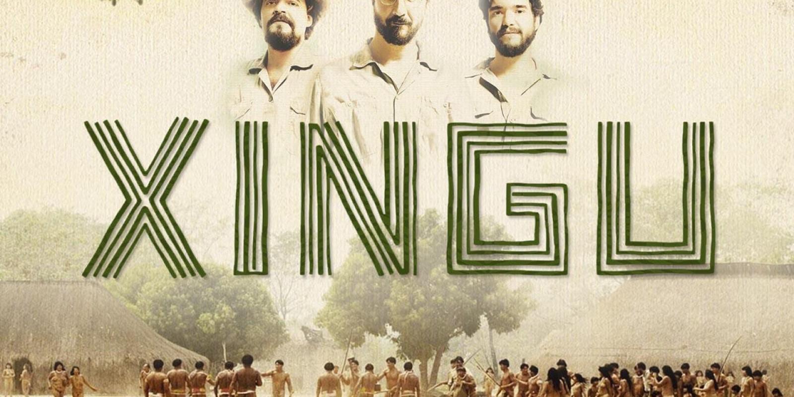 Xingu - Filme.