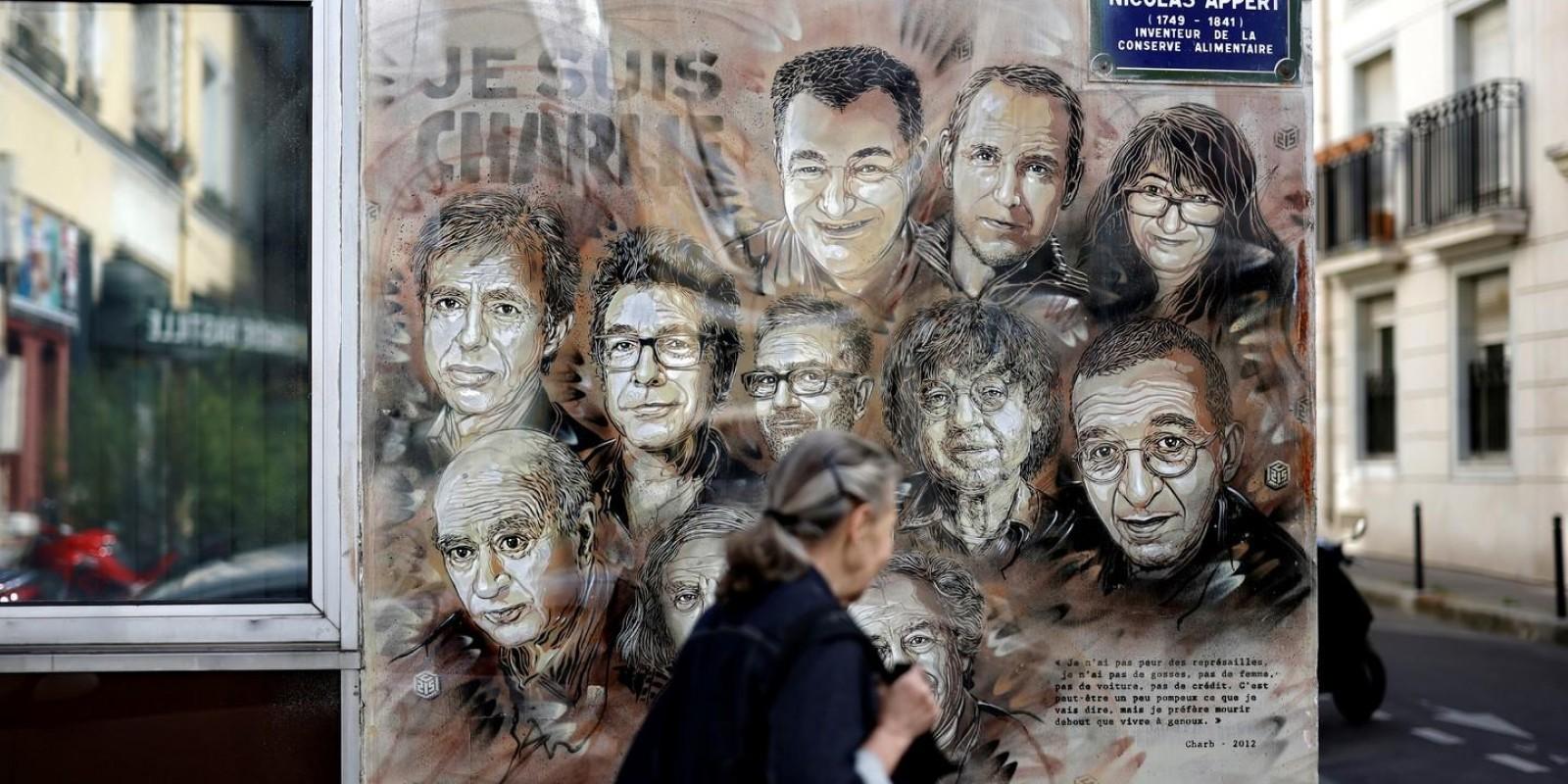Atentado Contra O Charlie Hebdo