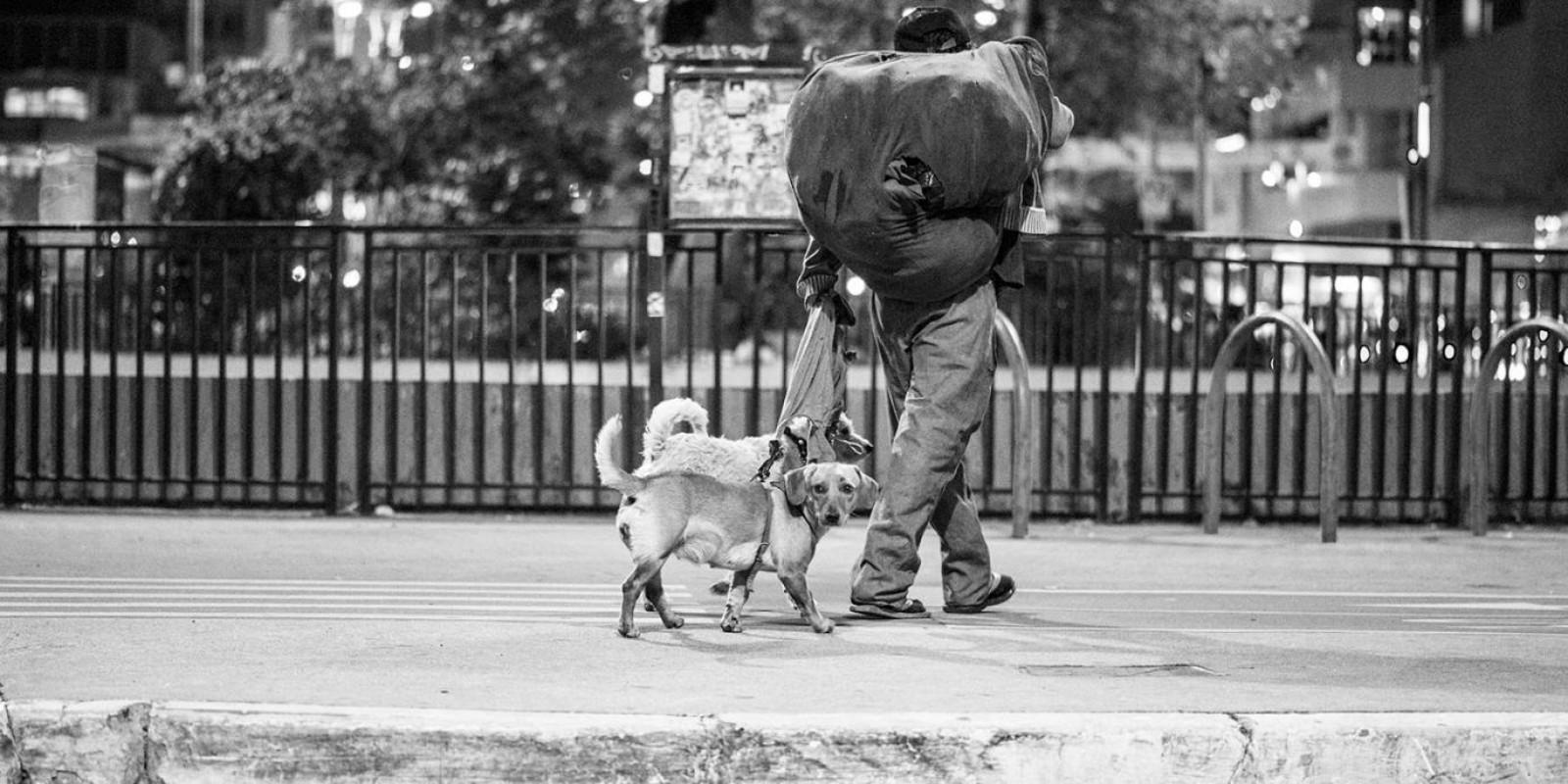 Invisíveis: Moradores De Rua