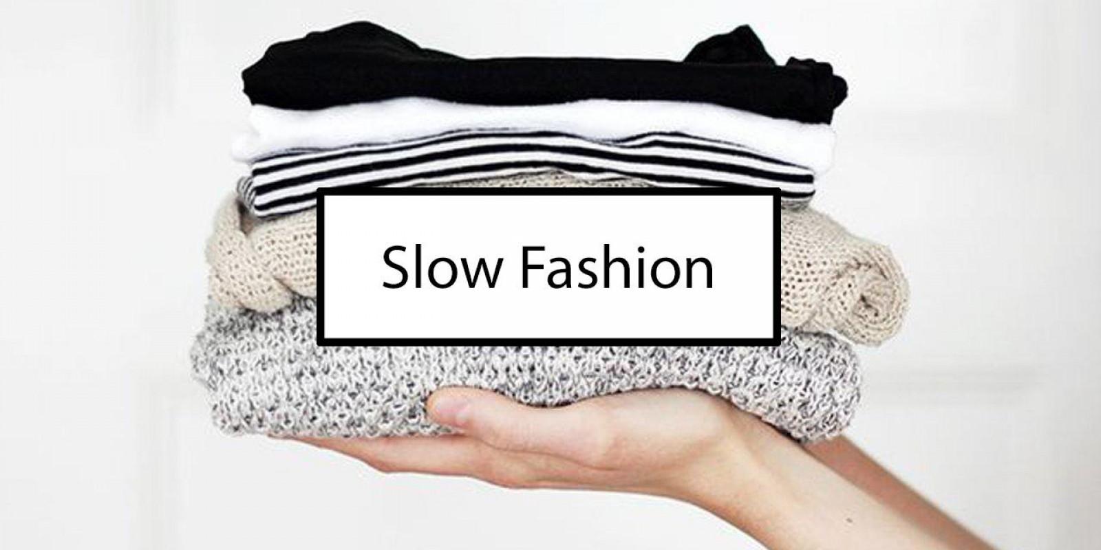 Slow Fashion: Como Se Adaptar Ao Movimento Que Preza Pela Moda Sustentável