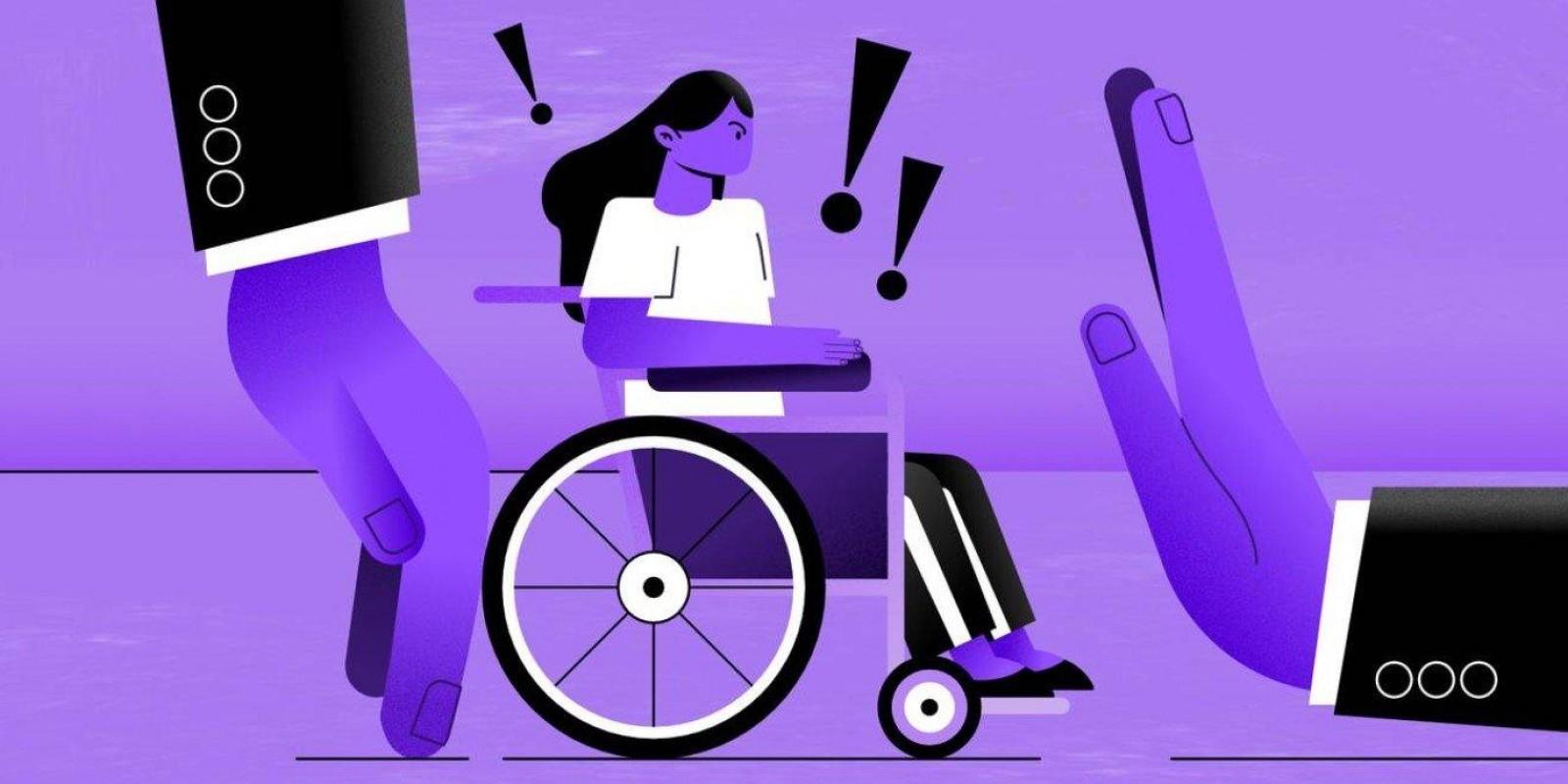 A história dos direitos das pessoas com deficiência