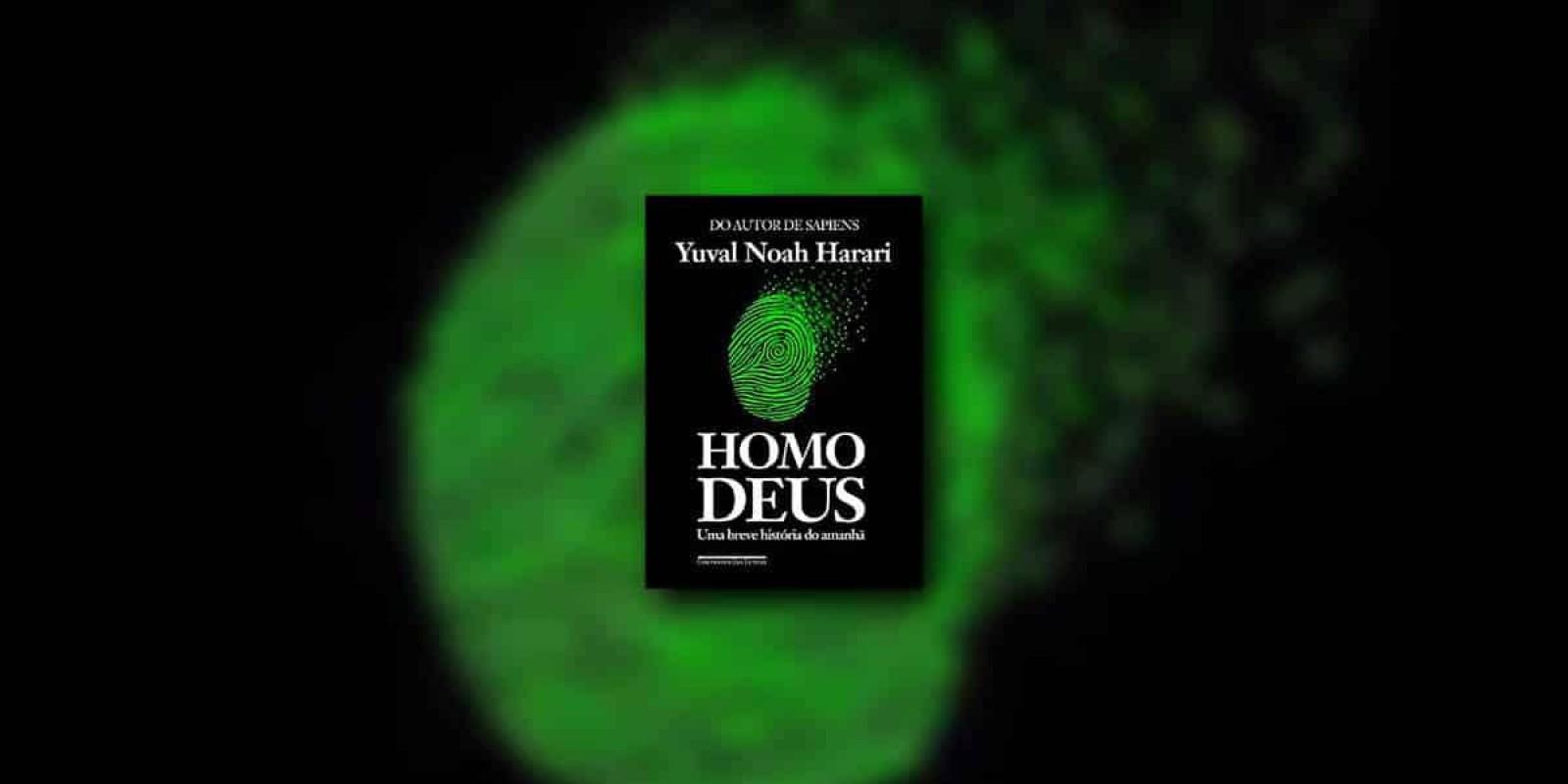 Homo Deus: Uma Breve História Do Amanhã   Rodrigo Petronio