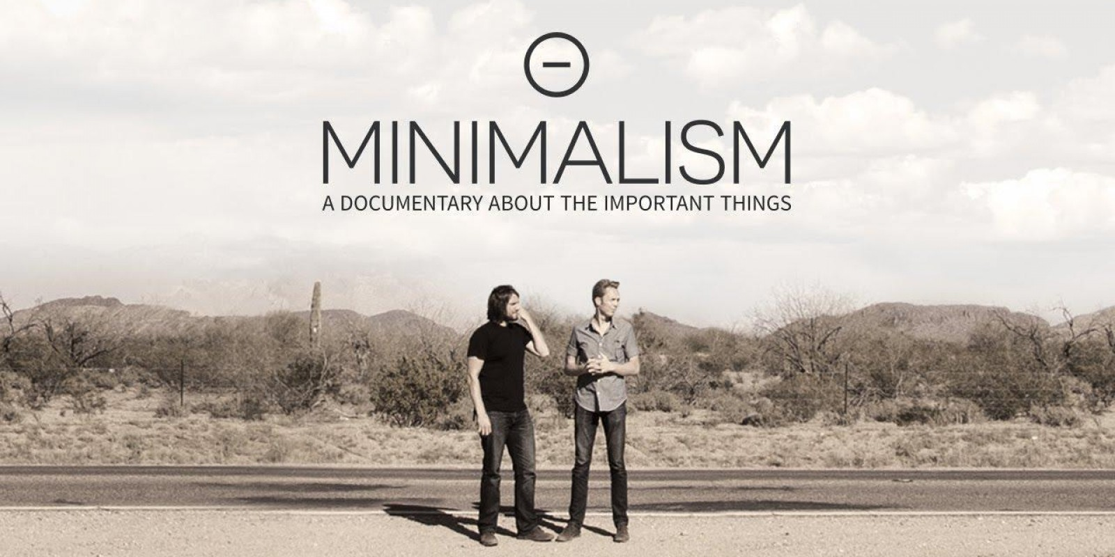 Minimalismo: Um Documentário Sobre O Que É, De Fato, Importante.
