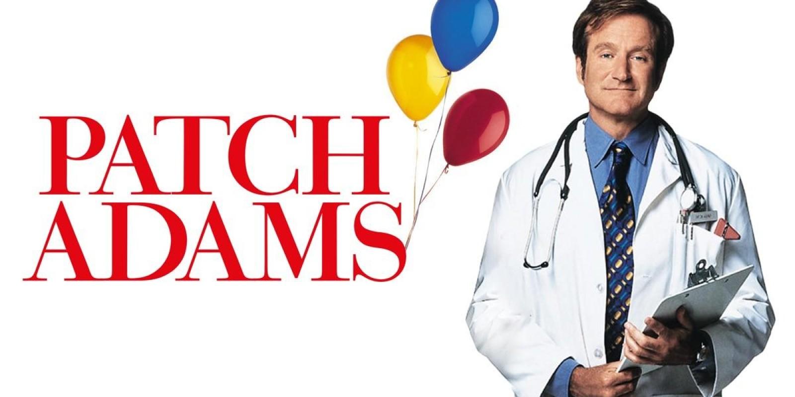 Patch Adams E Uma Medicina Mais Humana