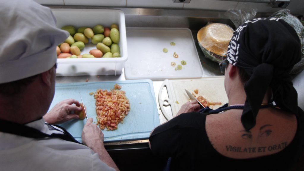 Não existe soberania alimentar sem cultura alimentar